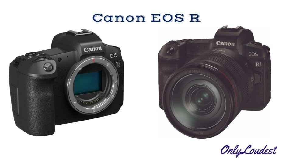 Canon EOS R Mirrorless Digital Camera Launched