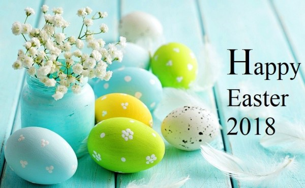 Amazing Easter Egg 2018