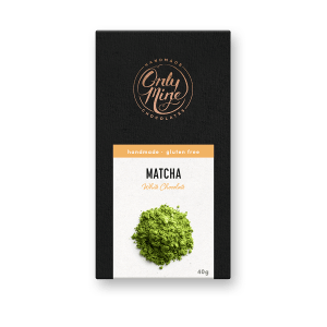 Matcha White Chocolate Bars