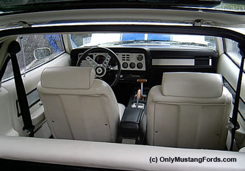 1977 cobra 11 interior