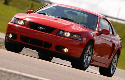 2004 Mustang SVT Cobra