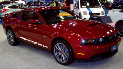 Fifth Generation Mustang 2005 2013