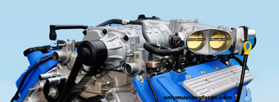 gt500 supercharger 650 horsepower for 2013