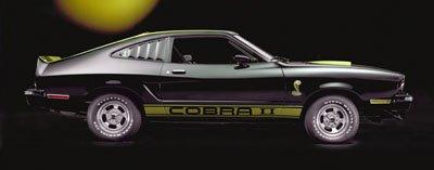 1977 mustang cobra 11