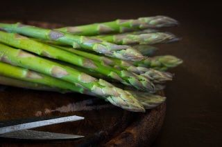 What is asparagus in hindi