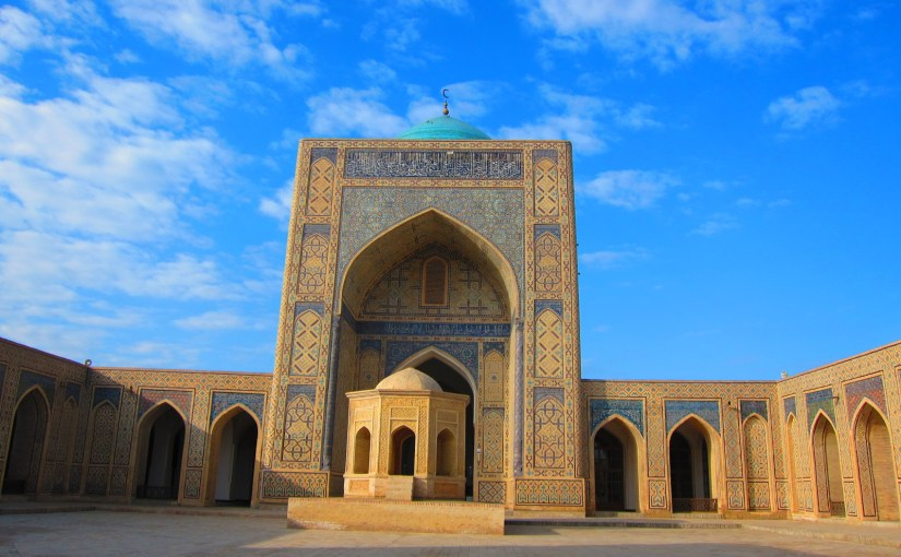 Places to Return to – Uzbekistan