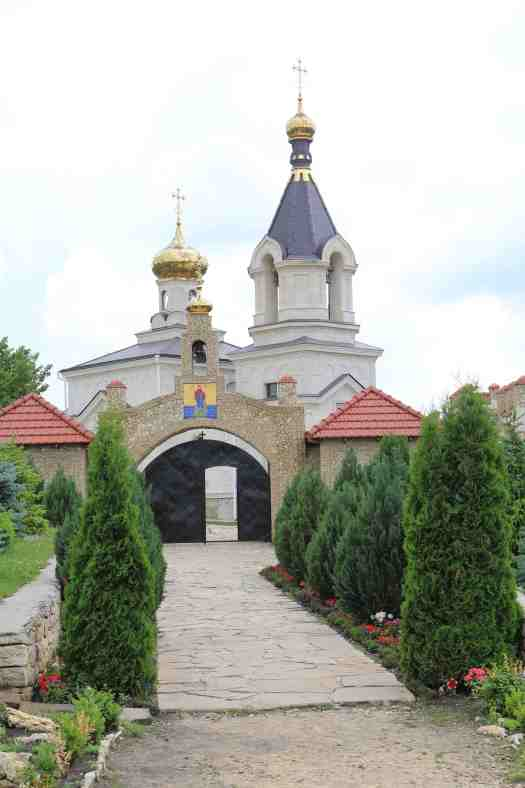 New Monastery at Orheil Vecchi