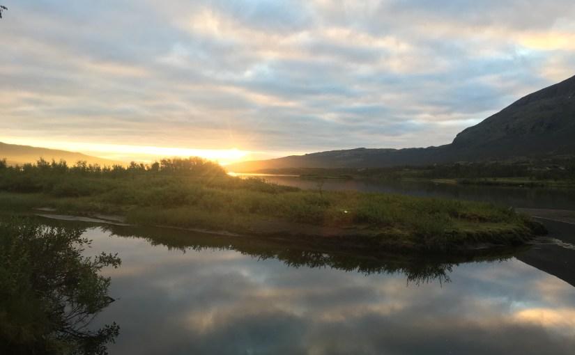 Kungsleden day 13 – an easy stroll