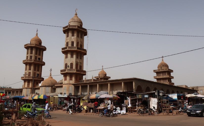 Burkina Faso – Visa optimisation in Ouagadougou