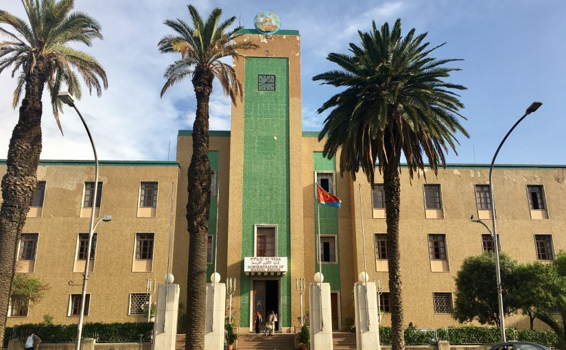 Eritrea – Art Deco in Asmara