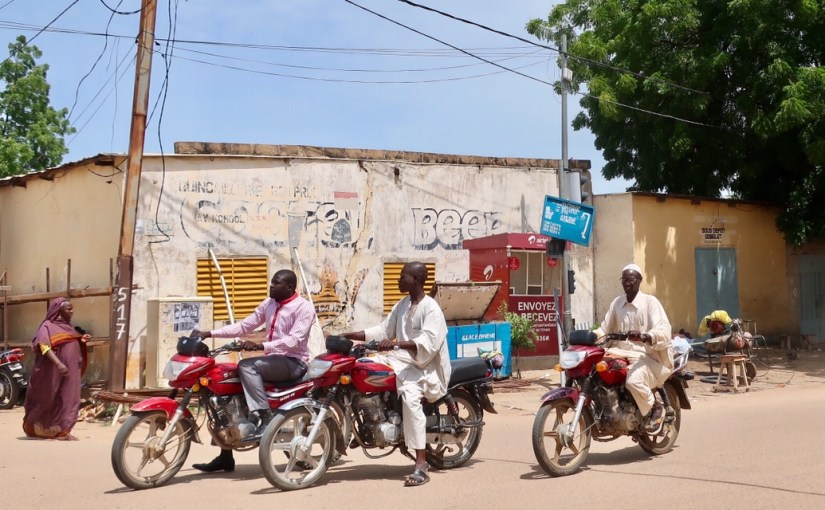 Negotiating in N'djamena