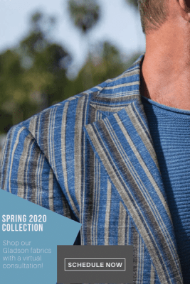 spring 2020 collection of custom suits
