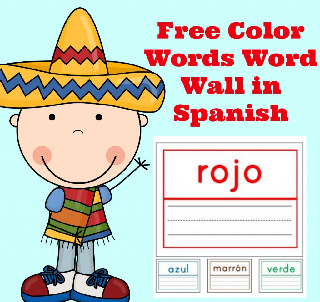 Free Spanish For Elementary Only Passionate Curiosity