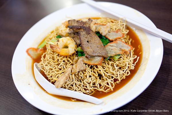 Sarawak Tomato Noodles, RM7.90