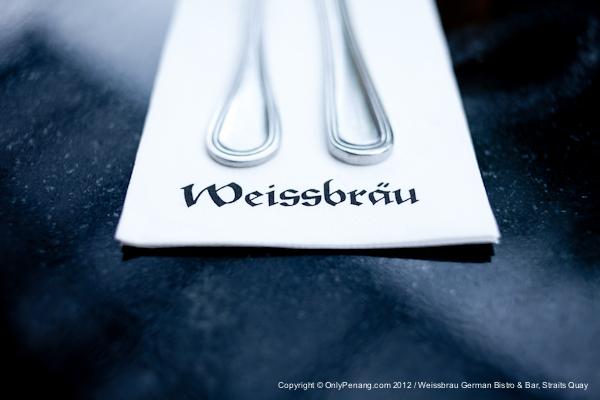 Weissbräu German Bistro & Bar, Straits Quay