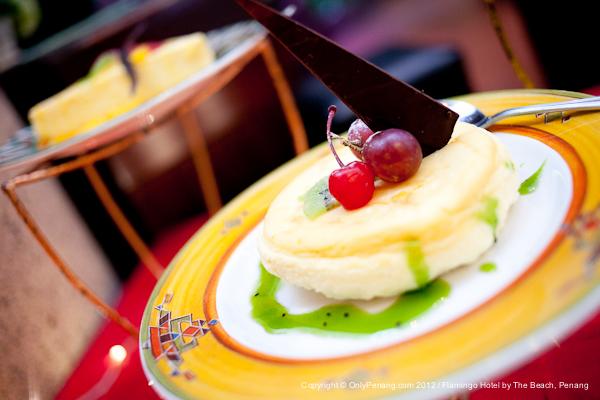 Homemade Creamy Cheesecake