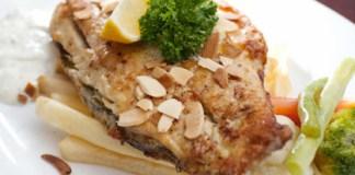 David Brown Pan Grilled Seabass Fillet