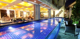 Hotel Penaga Penang Swimming Pool