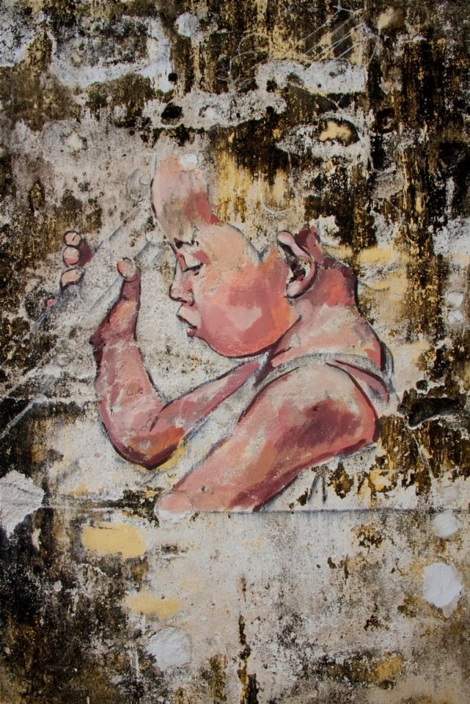 "Penang Ernest Zacharevic ""Art Is Rubbish Is Art"""