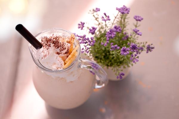 Penang De Moonlight Cafe - Banana Milkshake RM11
