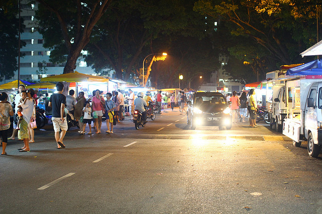 Penang Macallum Street Night Market