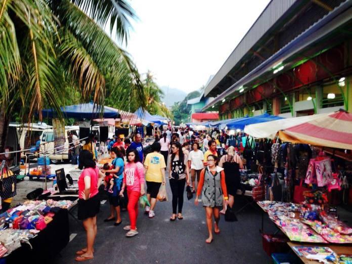 Penang Tanjung Bungah Market