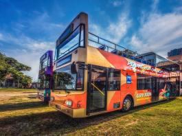 Penang Hop-on Hop-off Bus