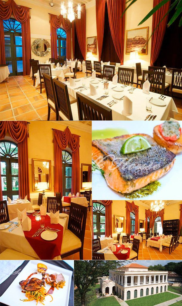 Penang Romantic Restaurant for Valentine Suffolk House