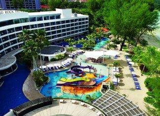 Penang Hard Rock Hotel Top View