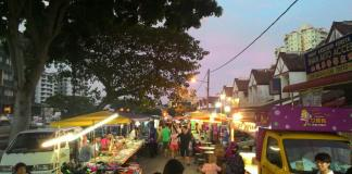 Sungai Dua Night Market