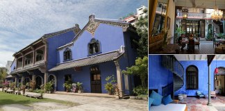 Penang Cheong Fatt Tze Blue Mansion