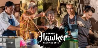 Explore Penang's famous street food at the Penang Hawker Festival 2016, Penang Gurney Paragon Mall