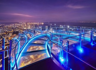 Penang The Top Rainbow Skywalk