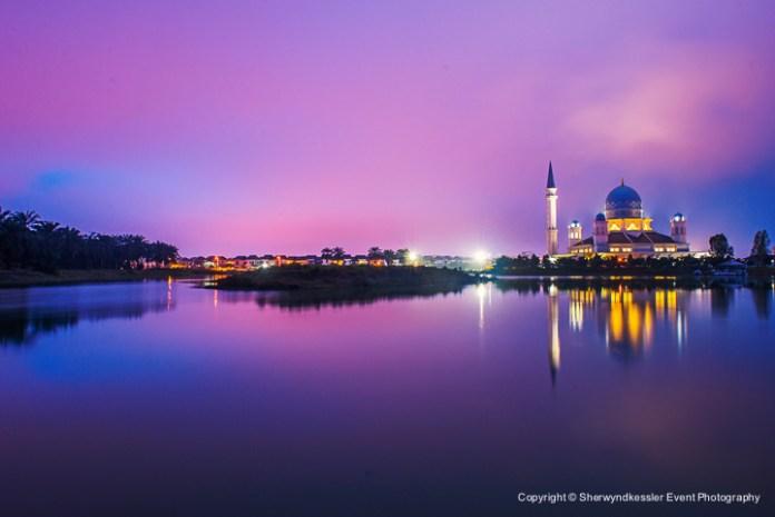 Bertam Mosque - by Sherwyndkessler Event Photography