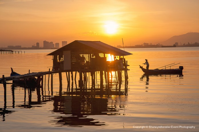 Dove Jetty Jelutong - by Sherwyndkessler Event Photography