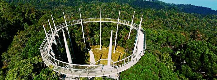 The Habitat on Penang Hill, Tree Top Walk
