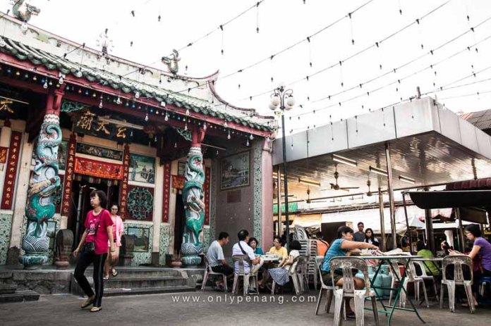 Bukit Mertajam Pek Kong Cheng Hawker Area