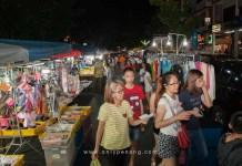 Penang Paya Terubong Night Market