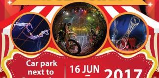 Great British Circus Malaysia Visits Penang