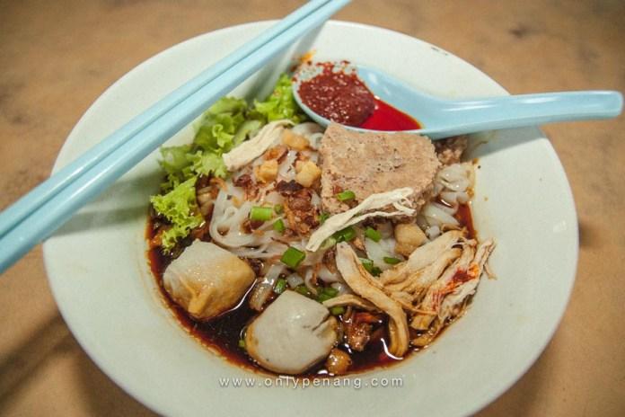 Penang Koay Teow Soup