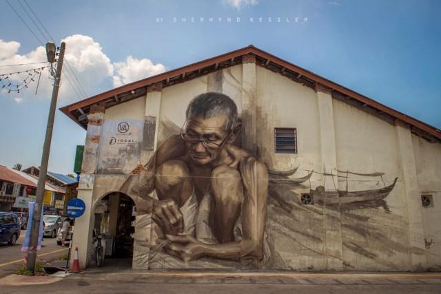 Penang Wall Art