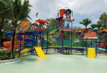 Penang Water theme park