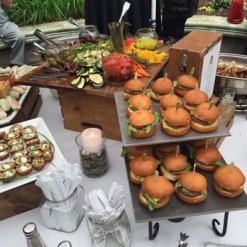 Fabulous Food! Delicious & Creatively Presented!