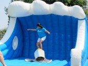 Theme Entertainment - Surfing Photo Station