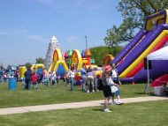Full-scale event production on your grounds!