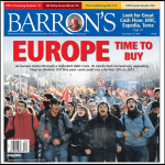 After a 50% Rally in the DAX Barron's Wants us to 'Buy Europe'; How Timely is that Call?