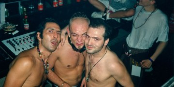 See How Carl Cox, Sven Vath and more Raved in the 90s