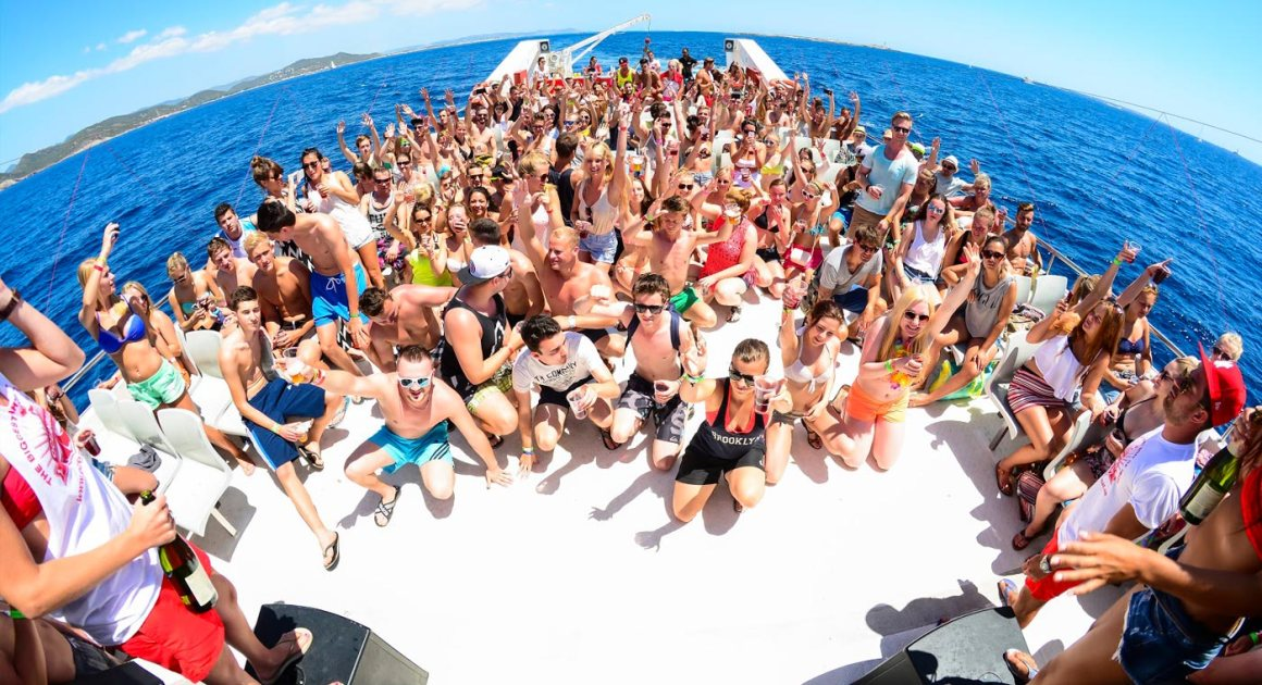 What you can expect being in Ibiza for the first time