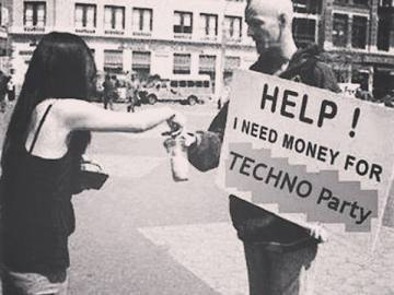 Want Perfect Techno Lineup? Would You Donate For Techno Festival?