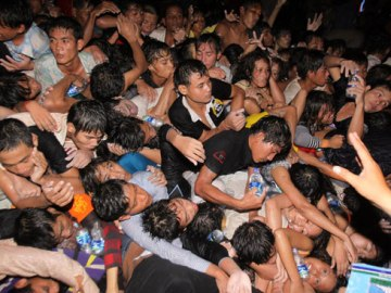 Are Overcrowded Parties Killing the Scene?